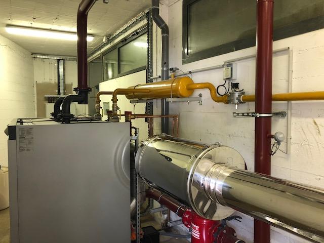 installation et dépannage chaudiere gaz L'Isle-d'Abeau